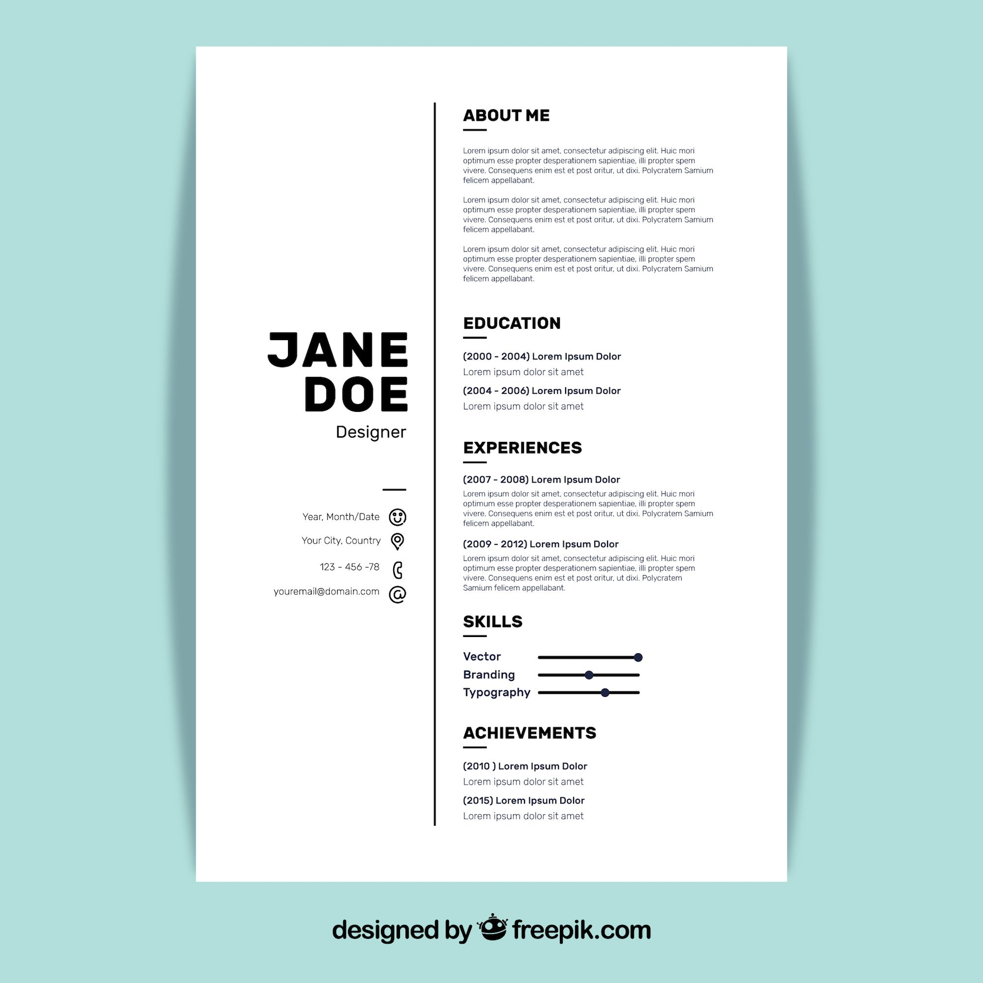 How Many Pages Should An Ideal Resume Be?