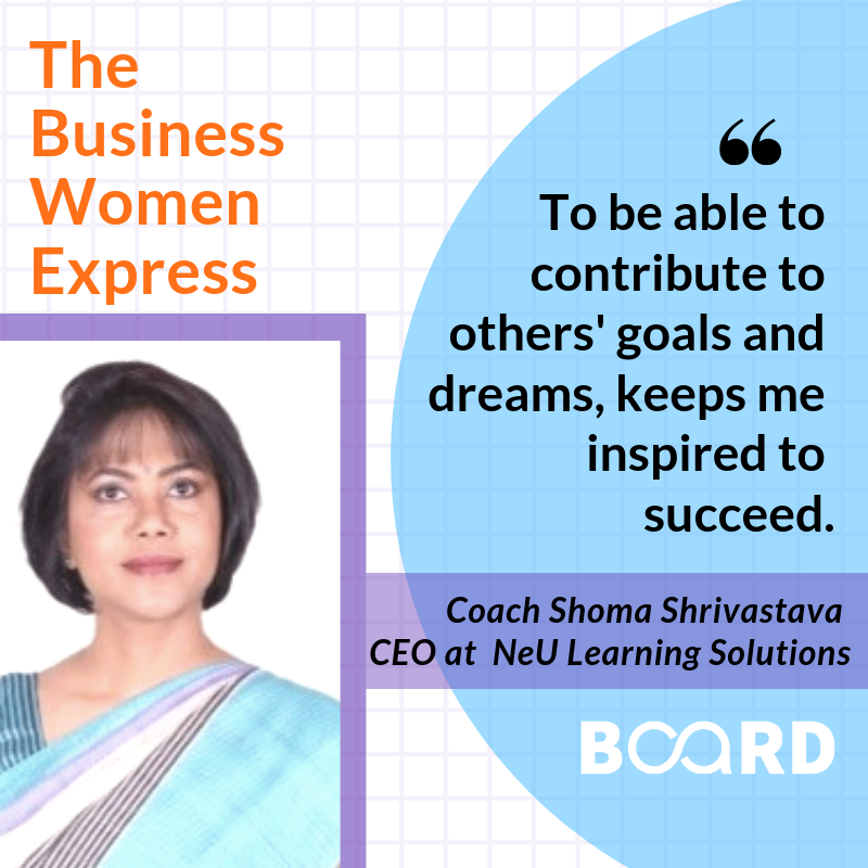 Women's day special : In Conversation with Dr. Shoma Shrivatava