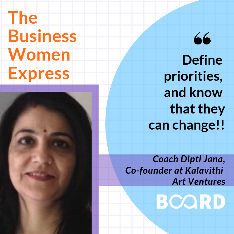 International Women's Day | In conversation with Dipti Jana, CEO at Kalavithi Art Ventures