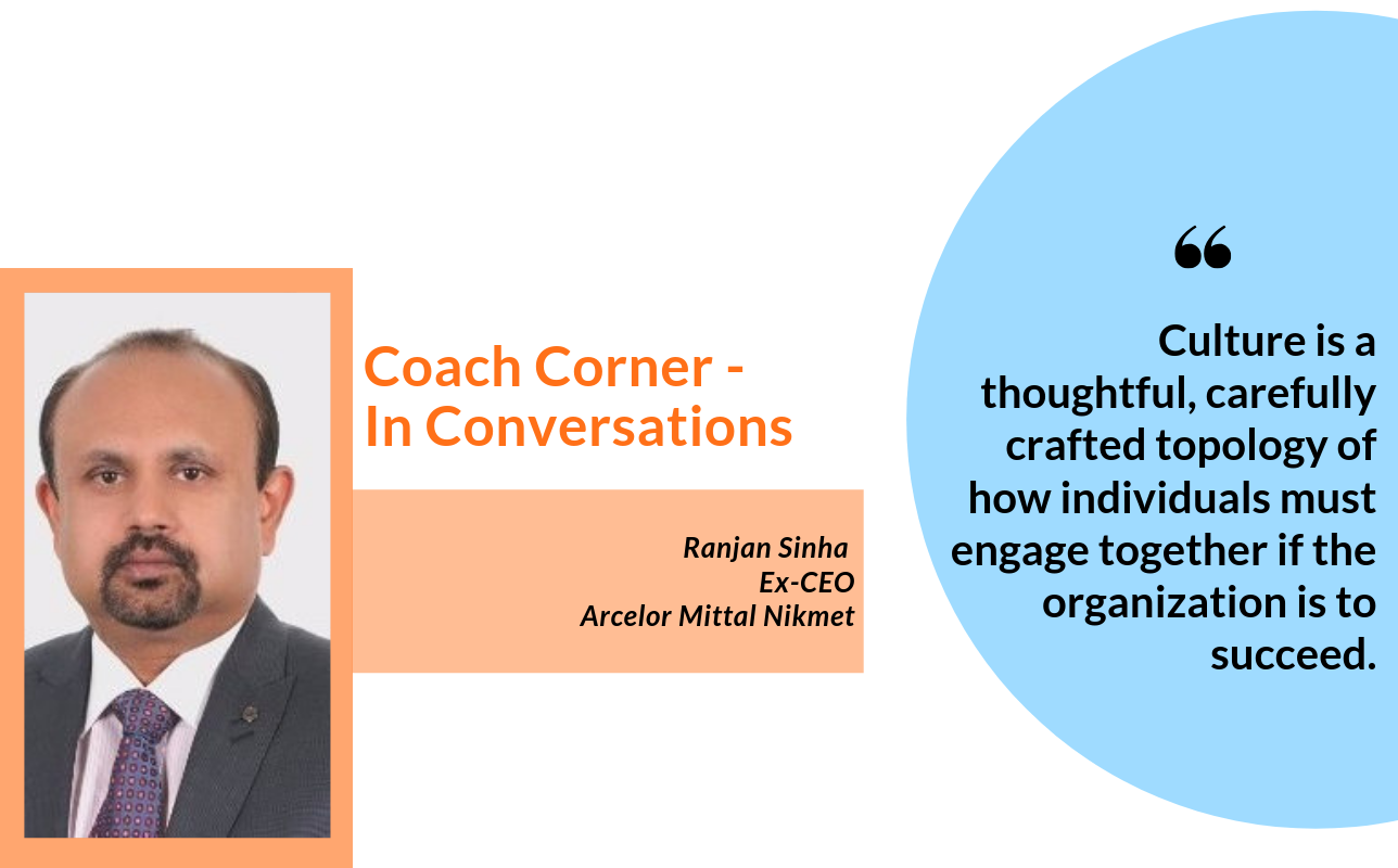 #Septemberspotlight: In Conversation with Coach Ranjan Sinha