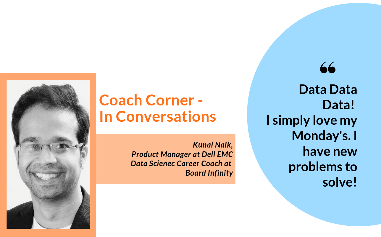 #SeptemberSpotlight: In conversation with coach Kunal Naik