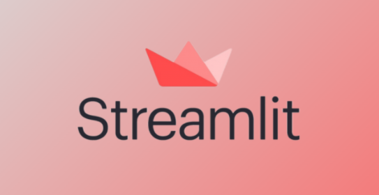 Create your First ML Application using Streamlit