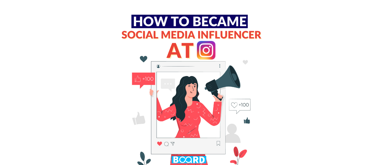 How to Become a Social Media Influencer at Instagram?