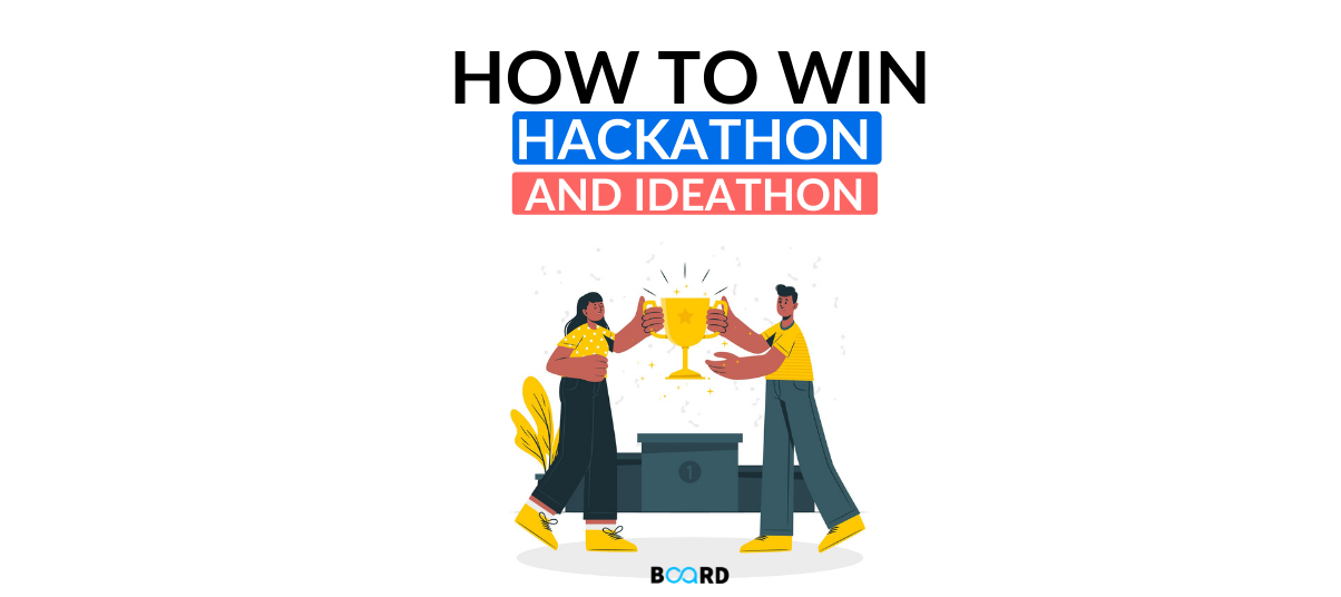 How to Win Hackathons & Ideathons