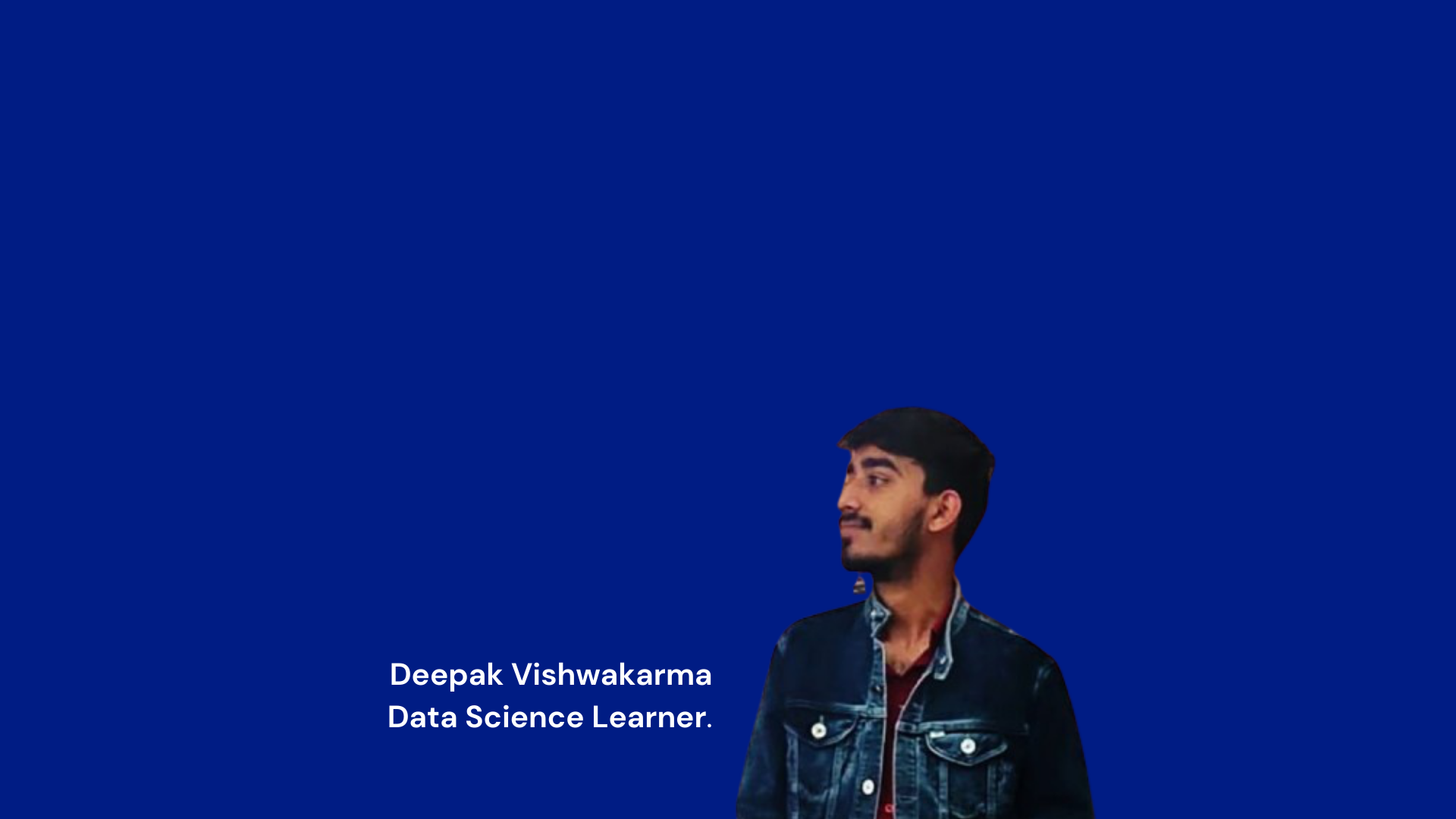 Worked as a Customer Support Executive to a Data Scientist Now