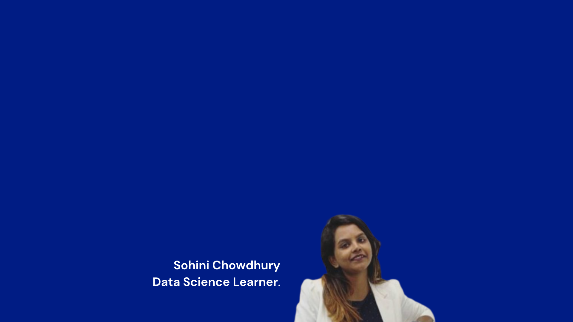 From an MBA in Public System to pursuing Data Science