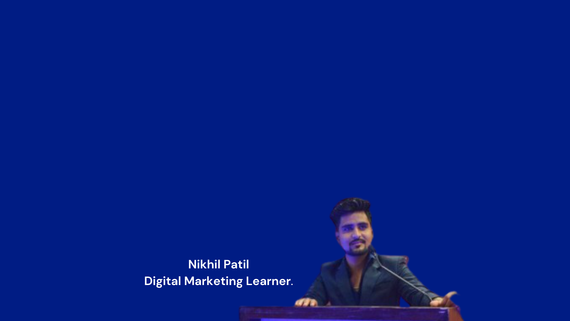 With Bachelors in CS & Masters in AI and Ml, I am a Digital Marketer Now