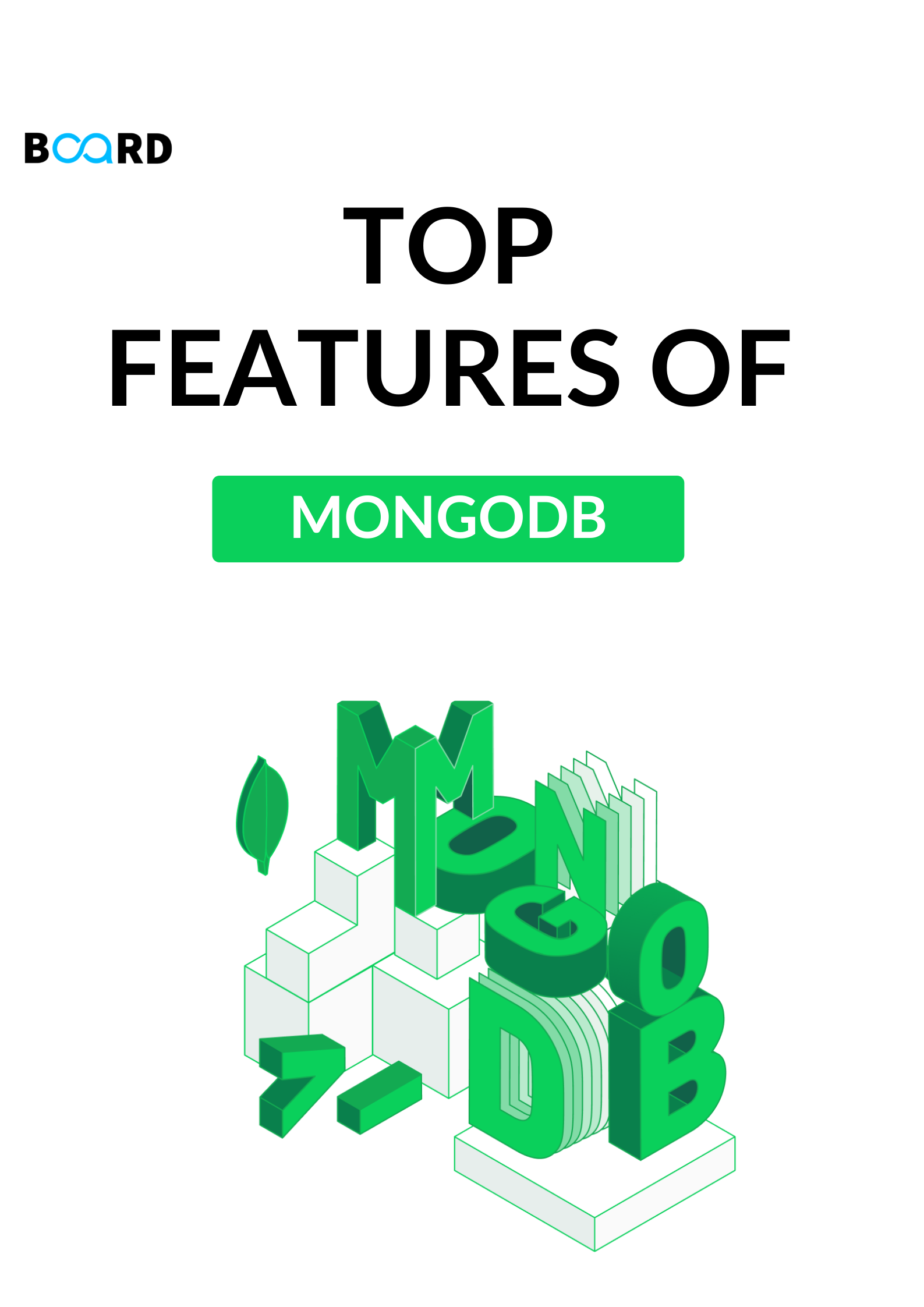 Top Features of MongoDB