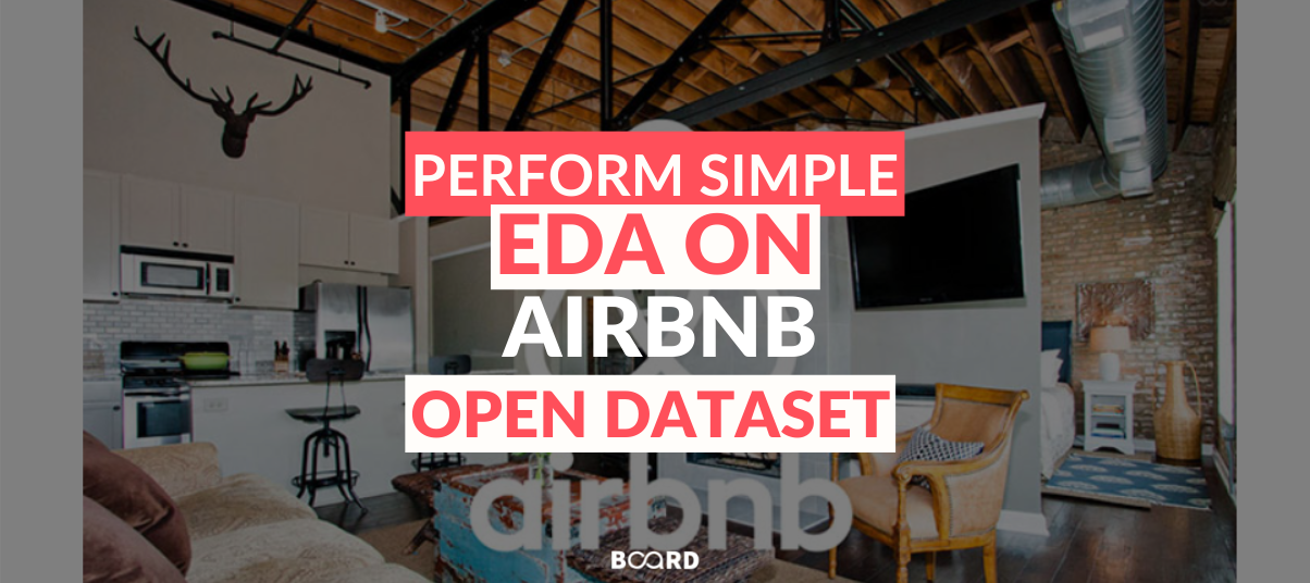 Perform Simple EDA on Airbnb Open Dataset