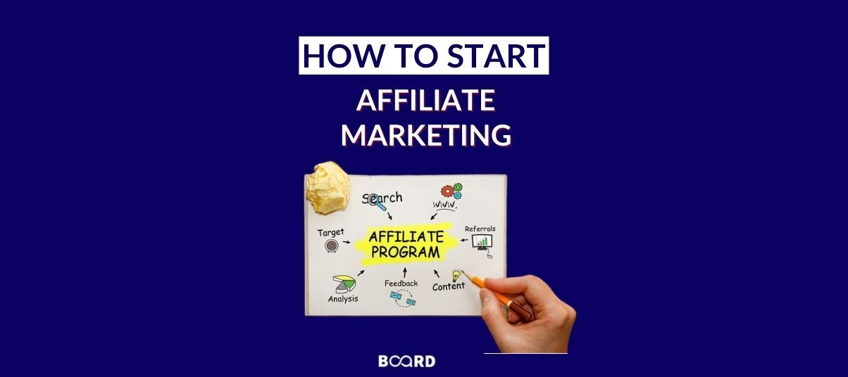 What is Affiliate Marketing & How to Start?