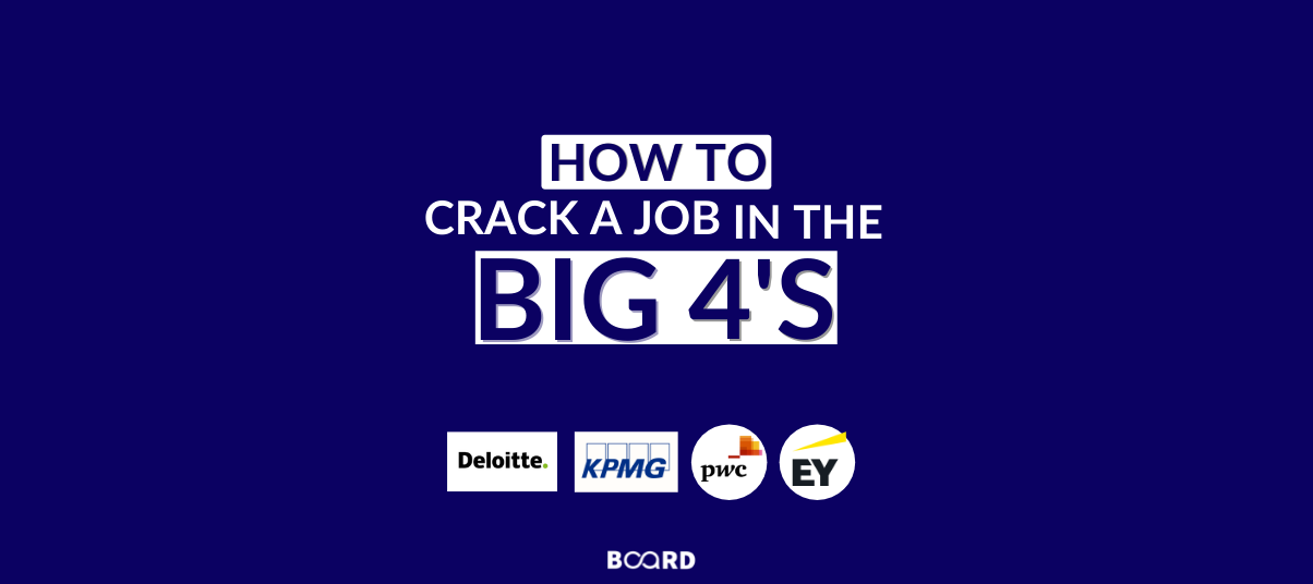 How to Crack Data Science Interviews in the Big 4s