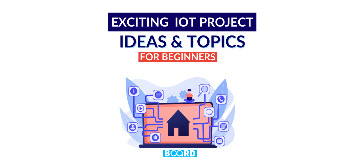 Top IoT Project Topics For Beginners [2021]