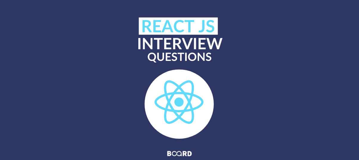 Interview Questions on React JS
