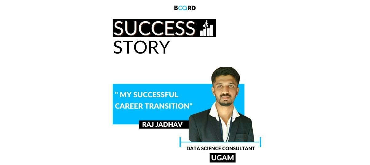 From Mechanical Engineering to Data Science - My successful career transition