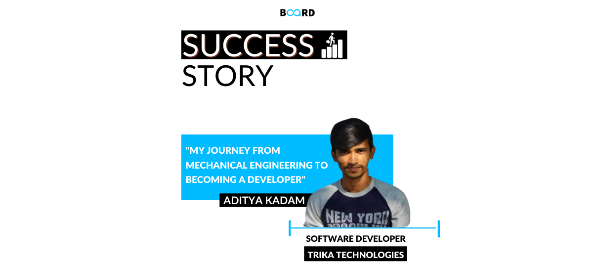 My journey from Mechanical Engineering to Becoming a Full Stack Developer