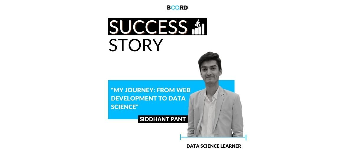 My Journey: From Web Development to Data Science