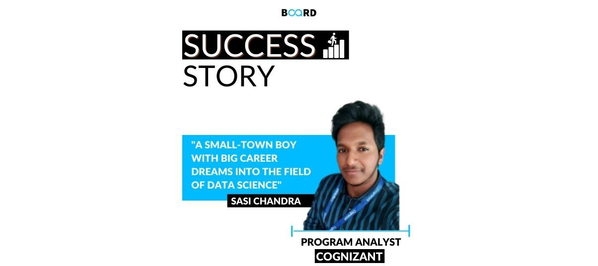 Small town, big dreams - my success story into the field of data science!