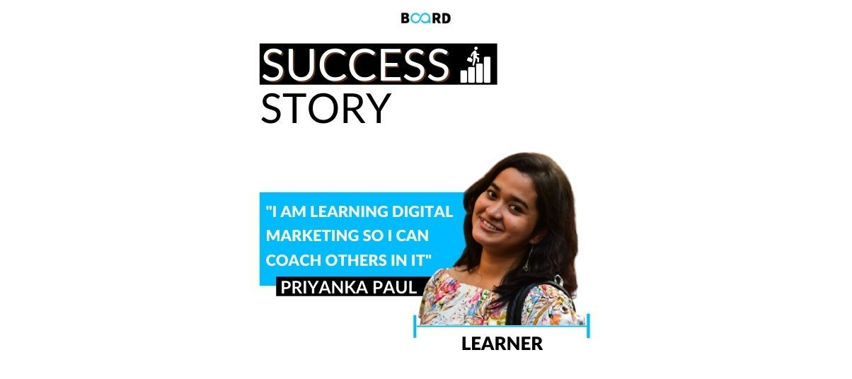 I Am Learning Digital Marketing So I Can Coach Others In It