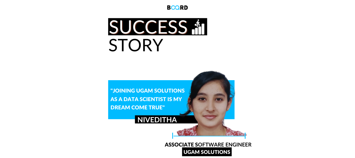 Joining Ugam Solutions as a Data Scientist is My Dream Come True