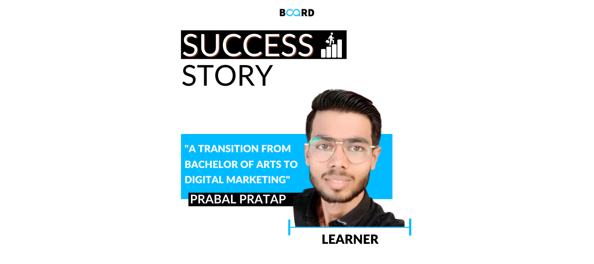 A Transition From Bachelor Of Arts To Digital Marketing
