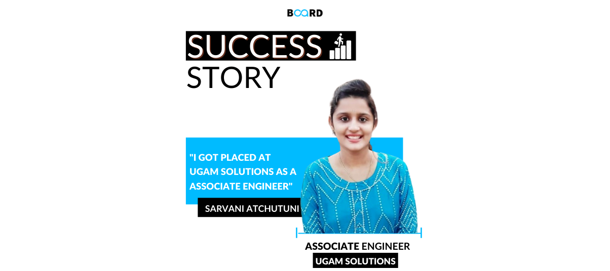 I got placed at Ugam Solutions as an Associate Engineer: My Data Science Journey