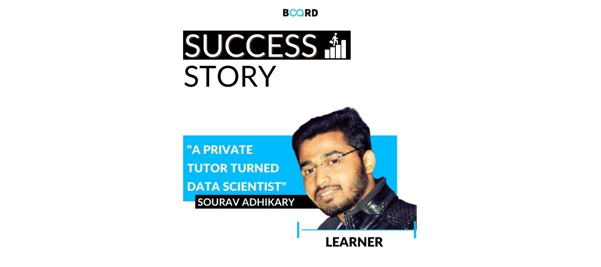 A Private Tutor Turned Data Scientist: Career Transition Story