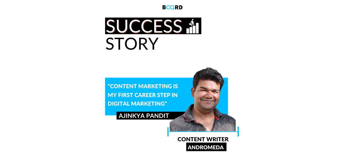 Content Marketing Is My First Career Step In Digital Marketing