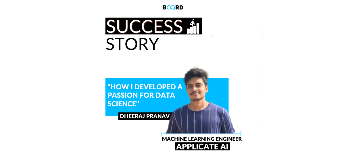 How I developed a passion for Data Science, Machine Learning, and learning every day