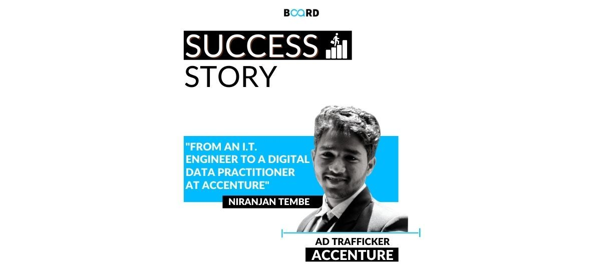 From an I.T. Engineer to a Digital Data Practitioner at Accenture