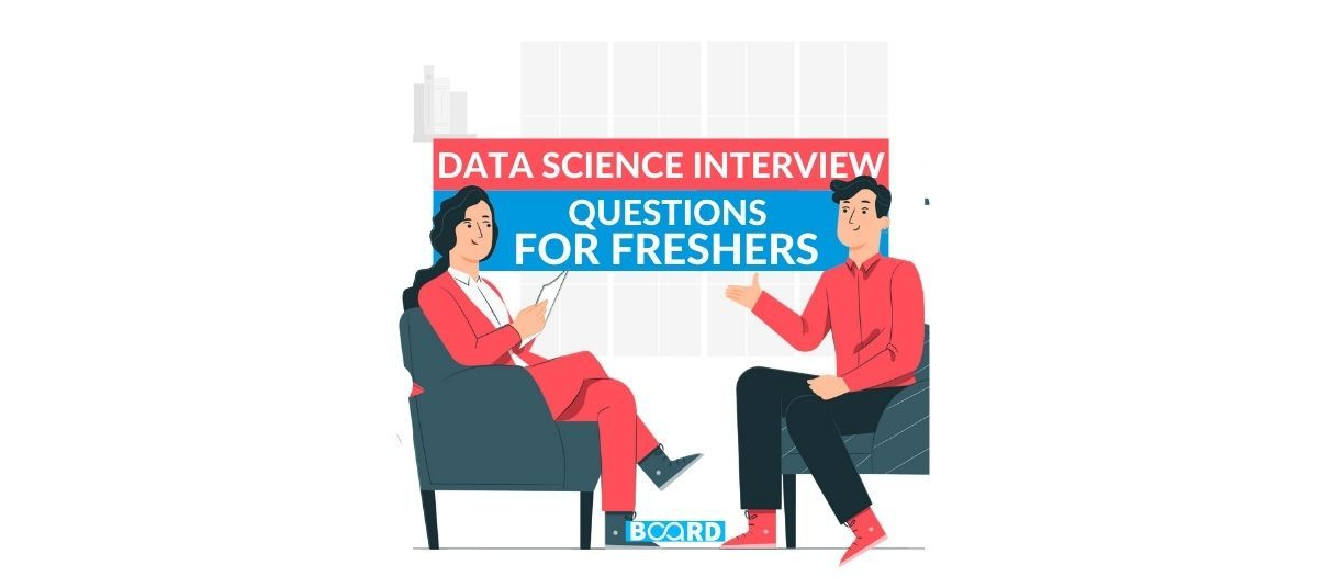 Technical Interview Q&A for Fresher Data Scientists
