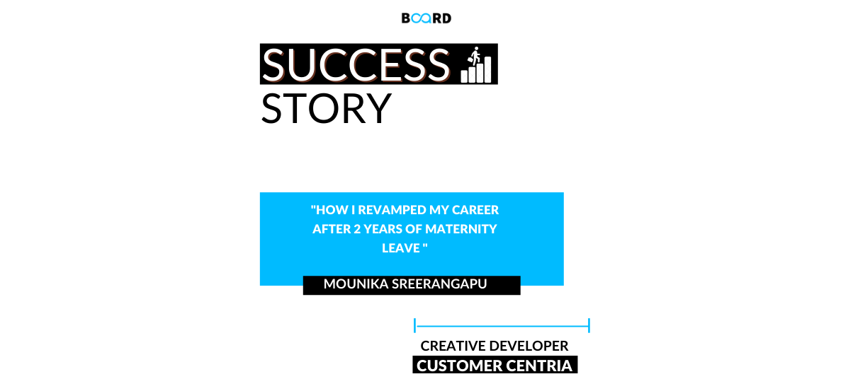 Getting Back After 2 Years of Maternity Leave: How I Revamped My Career In Full Stack Development