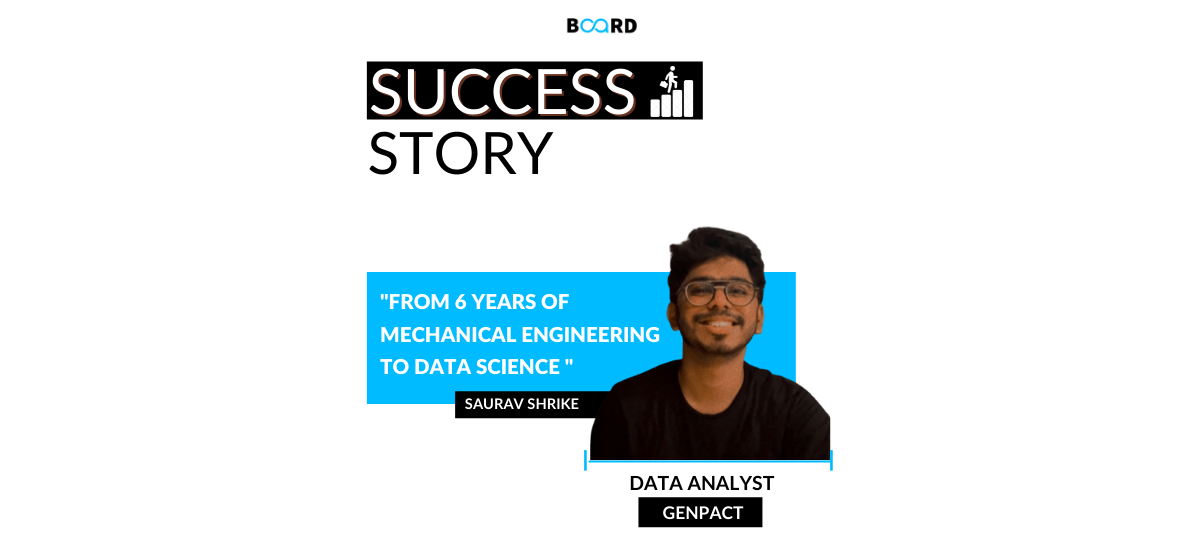From 6 Years of Mechanical Engineering to Data Science