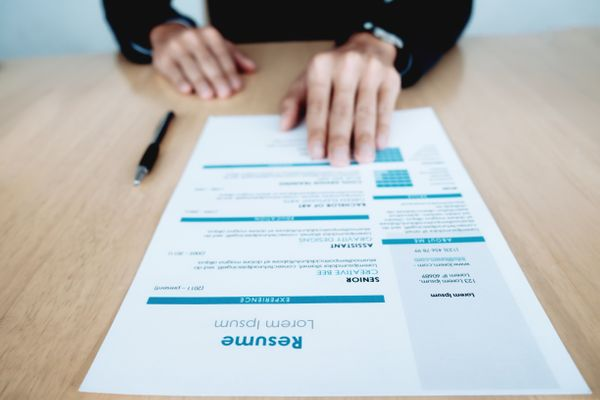 The Ultimate Basic Resume Format & Structure Guide