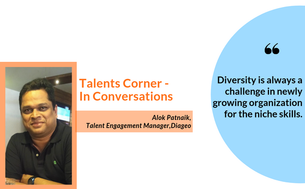 In conversation with the talent specialist of Diageo