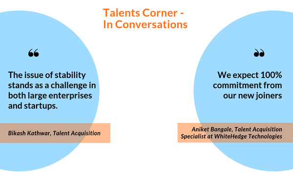 Talent Specialists - What do they look for?