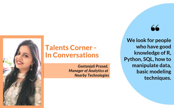 This Analytics Professional Shares Her Expectation from the Aspirants