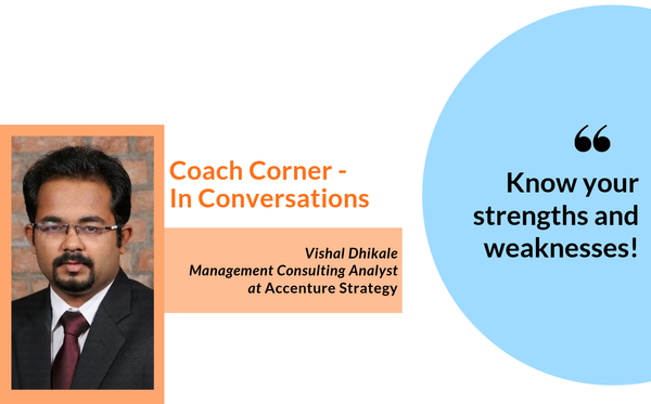 #SeptemberSpotlight In conversation with Coach Vishal Dhikale